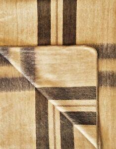 FESTIVE DEAL SOFT & WARM ALPACA WOOL BLANKET PLAID 230x165cm HANDMADE IN ECUADOR