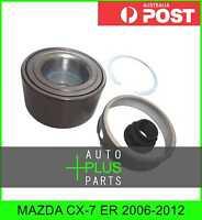 Fits MAZDA CX-7 ER - Front Wheel Bearing Repair Kit(Bearing 2 Oil Seal Ring)