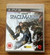 """Warhammer 40,000 Space Marine  for Playstation 3  PS3 """"FREE UK  P&P"""""""
