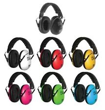 RED EDZ KIDZ EAR MUFFS FOR MX MOTO GP RACE AND FMX KIDS