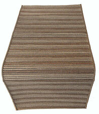 MISSONI HOME MAT CARPET RUG JUTE WOOL COTTON CARIOCA T518 NATURA  1.8' x 4'