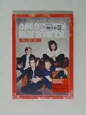 One Direction - Made in the A.M. CD Sealed Deluxe Yearbook Edition New