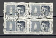 R6991 - USA 1964 - QUARTINA KENNEDY - VEDI FOTO