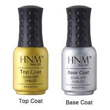 6 Colors Gel Nail Polish Set HNM Manicure Soak Off UV LED Nail Art Kits US STOCK
