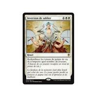MTG Magic : Playset (4x) Inversion de sablier Commander 2016 VF