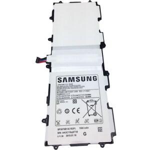 SAMSUNG GALAXY NOTE 10.1 GT-N8000 N8010 AKKU SP3676B1A 7000mAh NEU ✔ ORIGINAL ✔