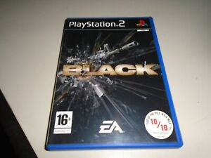 Black - PS2 Game