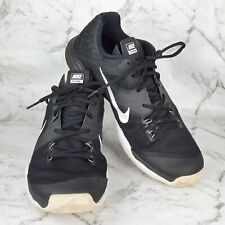 Nike Training Prime Iron Dual Fusion Mens Sneakers Black White Size US 11 EUR 45