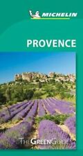 Provence - Michelin Green Guide The Green Guide 9782067235519   Brand New
