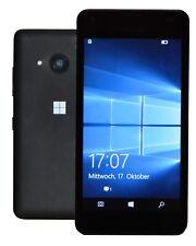 Microsoft  Lumia 650 16GB Schwarz (Ohne Simlock) Smartphone. Rechnung mit MwSt.