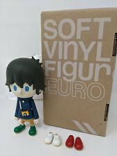 Panson Works Sofubi Soft Vinyl Figure Euro Miura-Kikaku Shoes Sneakers PTI Japan