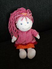HABA Puppe Lilli mit 3 Kleidungsstücken
