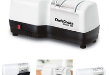 New listing Chef'sChoice knife sharpener, 2-Stage, White