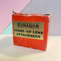 Sunagor Close Up Lens Attatchment 55mm Boxed, Macro, Insect Photography, Lomo