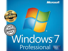 Windows 7 -  Win 7 Professional - Licencia Original - Multilanguage