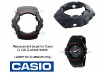 Casio Genuine Bezel for Casio G-100 G-Shock watch - G100 Watch Case Cover Shell