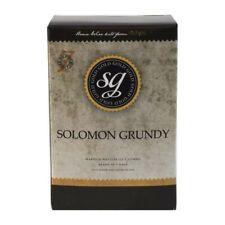 Solomon Grundy Gold 30 Bottles 7 Days Wine Making Kit  FULL RANGE Fast Delivery