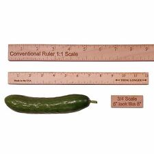 Penis Extender Enlargement Enhancement Ruler Thing Longer 3:4 Scale looks bigger
