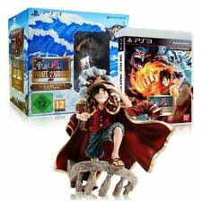 One Piece Pirate Warriors 2 CoIlector's Limited Edition ITA PS3 NUOVO SIGILLATO