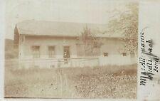 RPPC,Berne,Switzerland,Villa Allemania,Canton Bern,Used,Geneva,1903
