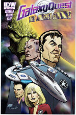 Galaxy Quest Journey Continues #1 Subscription Cover
