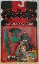 BATMAN & ROBIN THE MOVIE BATGIRL WITH BATTLE BLADE BLASTER & STRIKE SCYTHE