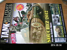 ** Tank & Military vehicles n°8 Semi Chenillé SWS Jeep chassis Ford Horch Kfz 15