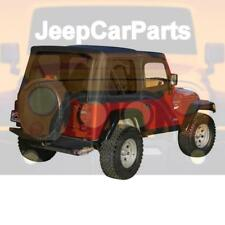 RT10115T-Replacement Soft Top/w/o Unlimited 1997-2006 TJ Wrangler