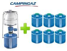 Kemper lampada lanterna a gas butano piezo campeggio viaggio emergenza ke2013