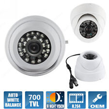 24 LED 700TVL Network DVR IR Outdoor CCTV Home Security Camera NTSC Surveillance