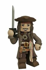 Pirates of the Caribbean DEAD MEN TELL NO TALES JACK SPARROW 4 INCH VINIMATE