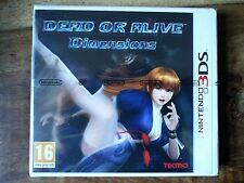 Dead or Alive Dimension - Nintendo 3DS New & Sealed.