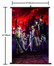 1885 Japan Anime Akame ga KILL home decor Wall Scroll Poster