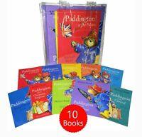 Paddington Bear 10 Picture Books Children Collection Paperback By - Michael Bond