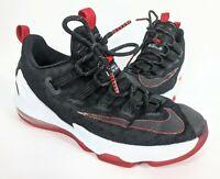 Nike Lebron James XIII Low Basketball Shoes Kids Youth Sz 7Y 7 Black 834347-061