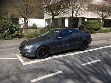 Mercedes CLK 320 Avantgarde LPG Prinsanlage
