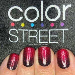 Genuine Color Street Nail Strips - Retired, HTF, Manicure, Pedicure, Petite NIB!