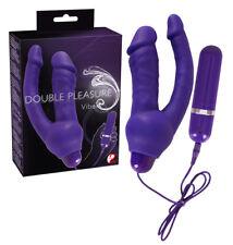 vibratore NUOVO Double Pleasure Vibe stimolatore vaginale anale
