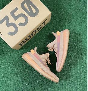 Adidas Yeezy Boost 350 V2 Clay EG7490 Size 12