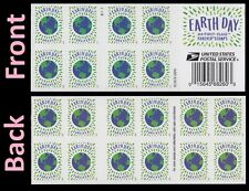 US 5459a Earth Day forever booklet (20 stamps) MNH 2020