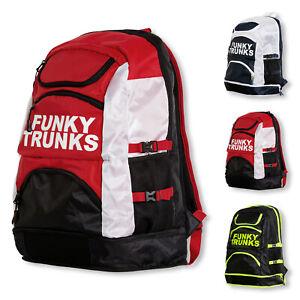 Funky Trunks Elite Squad Backpack Schwimmrucksack Sportrucksack
