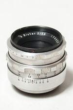 BIOTAR 2/58 Carl Zeiss Jena M42 SLR, 58mm f2 lens, EXCELLENT++