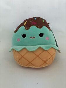 "Squishmallows Maya Ice Cream Squishmallow 5"""