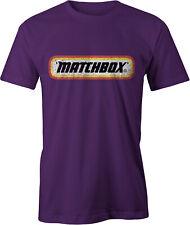 Matchbox Logo Inspired Retro Toy Car T Shirt