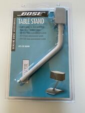 Bose UTS-20 Table Stand Silver for Acoustimass, Lifestyle, 3.2.1 Home Theatre