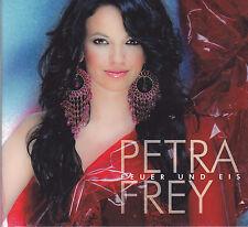 Petra Frey-Feuer Und Eis cd Album