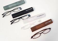 Lesebrillen mit harte Etui Lesebrille Brillen Lesehilfe +1 - +3,5