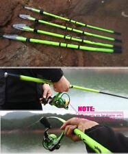Carbon Fiber Rock Fishing Rod Telescopic Feeder Pole Spinning Carp Portable Rods