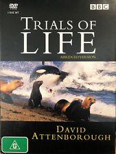 David Attenborough's Trials of Life DVD Set