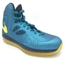 601969a6ef7 Nike Air Max Hyperposite Hommes Tropical Bleu Canard Sonique Jaune  524862-303 Sz